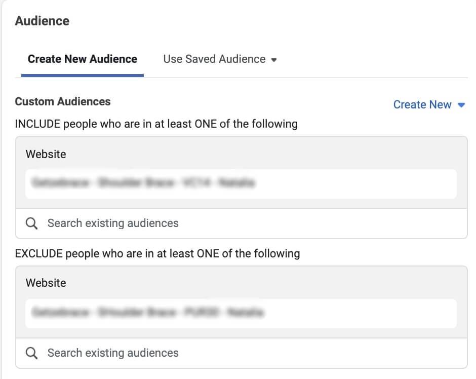 Đây là cách bạn có thể loại trừ mọi người khỏi các đối tượng tiếp thị lại khác nhau